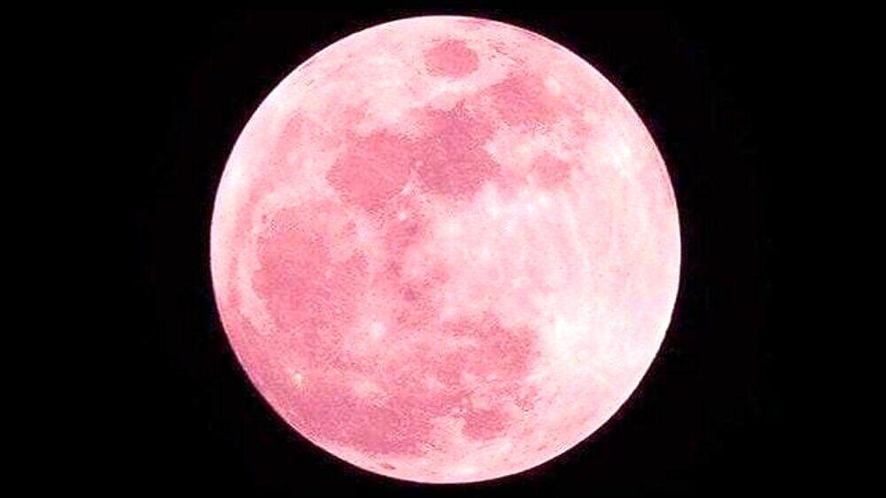 Sistema solare : Sole et Luna  Super-luna-rosa-2