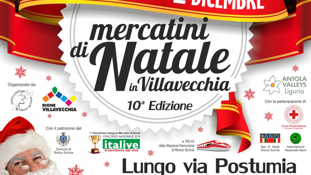 ronco scrivia, domenica 1 dicembre 2019 mercatini di natale in villavecchia-2