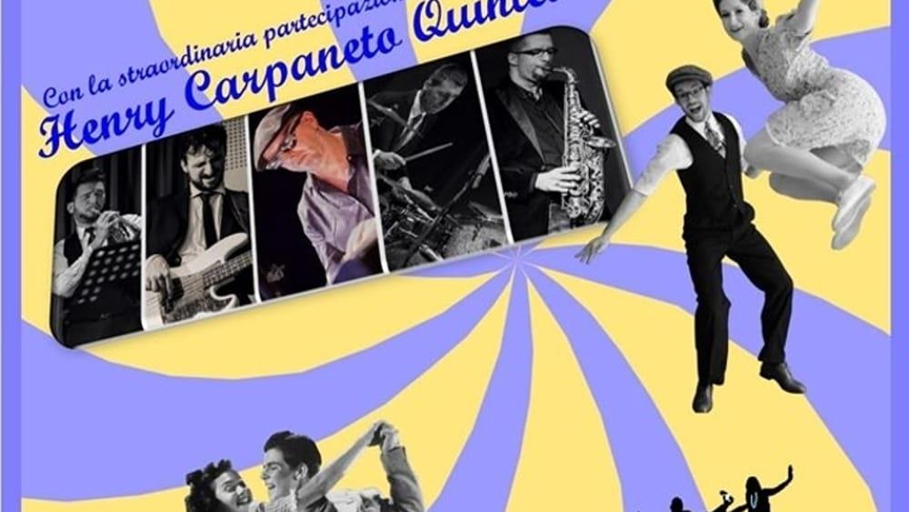 a swing night_ a genova si balla per l'aism con henry carpaneto 5tet-2