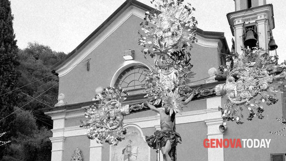 festa patronale di s.maurizio a vallebuona, frazione di lumarzo-2