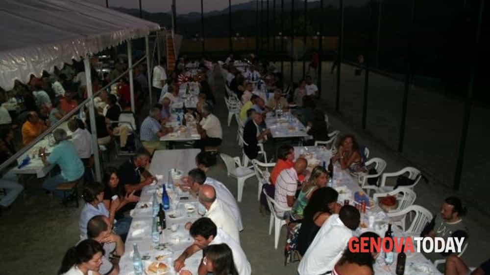 festa di n.s. signora del carmine a vallebuona, frazione di lumarzo-4