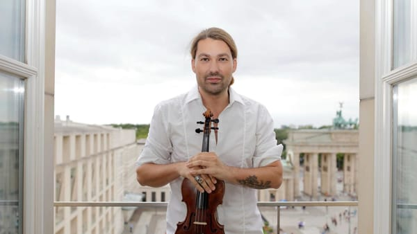 David Garrett in concerto allo Stadium