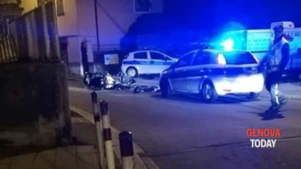 Incidente fra scooter, due feriti gravi
