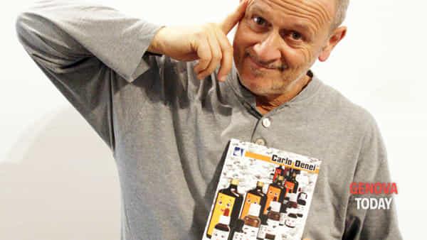 """Carlo Denei presenta """"Come se fossi sano (quasi un manuale per ipocondriaci)"""""""