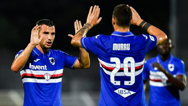 Spezia-Sampdoria 3-5: sagra del gol al 'Picco'. Video