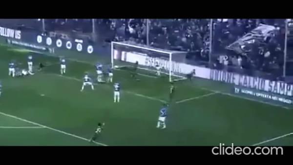 Video gol e sintesi partita Sampdoria-Brescia 5-1, gol di Linetty, Jankto, Quagliarella, Caprari e Chancellor