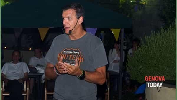 Appuntamento con i cabarettisti Stefano Lasagna, Carlo Cicala e la musica dei Matita Pereira Duo