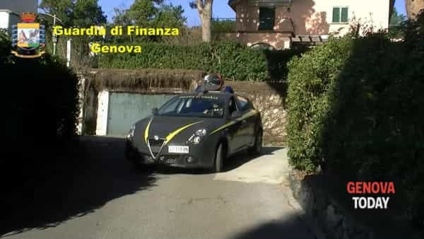 Affitta villa da sei milioni di euro in 'nero', scatta il sequestro. Video