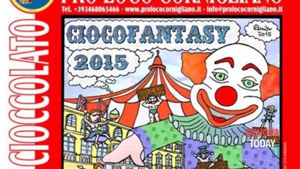 Chocofantasy: la grande festa del cioccolato a Villa Bombrini