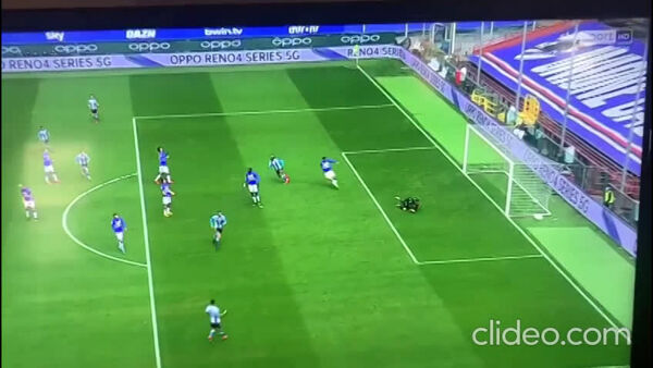 VIDEO | Sampdoria-Napoli 0-2: goal di Ruiz e Osimhen