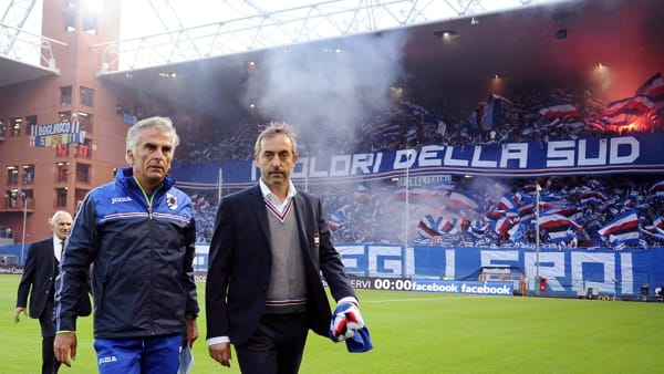 VIDEO | Sampdoria-Genoa 2-1, Giampaolo: «Derby che ci dà morale»
