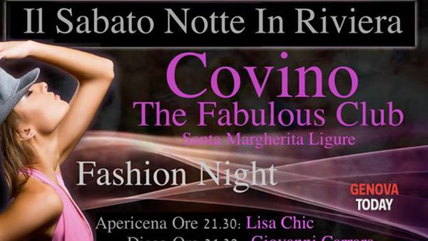 Fashion night by Covino