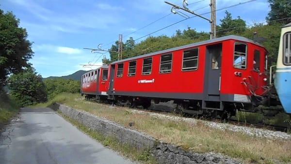 Casella Express: aperitivi tematici a bordo del Trenino di Casella