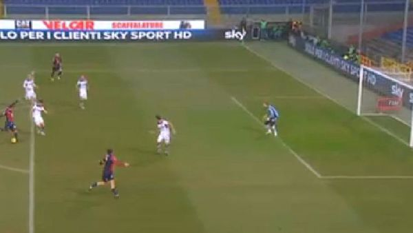 Genoa-Bologna 2-0: video, gol e highlights