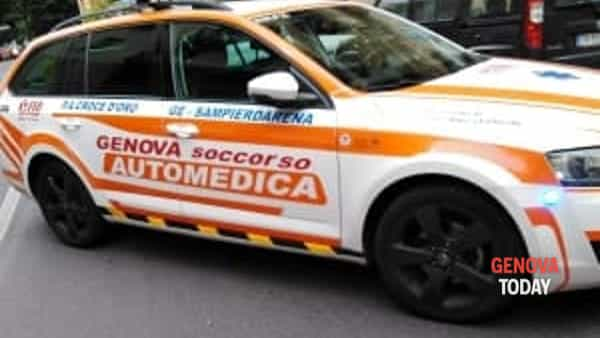 Incidente a Castelletto, due feriti
