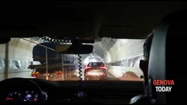 VIDEO | Bucci e Toti passeggiano sul Nuovo Ponte: «Emozione unica»