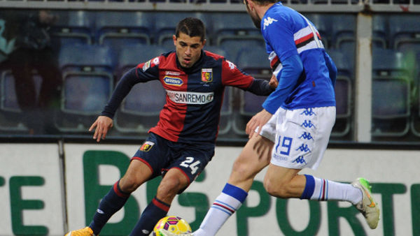 VIDEO | Sampdoria-Genoa 1-1: Eder risponde a Falque, tutto in 2'
