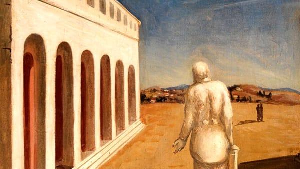 """""""Giorgio De Chirico, il volto della Metafisica"""": la mostra al Ducale"""
