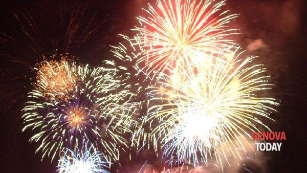Ferragosto tra fuochi d'artificio, Pirati dei Caruggi e maxi grigliata