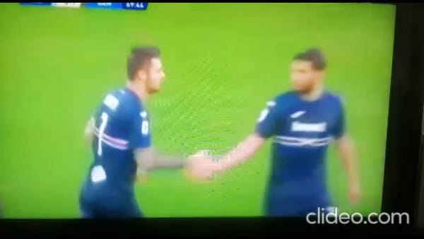 Video gol e sintesi partita Lazio-Sampdoria 5-1, tripletta di Immobile e gol di Caicedo, Bastos e Linetty