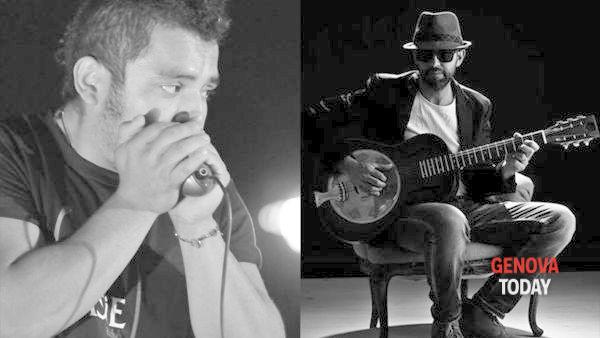 Blues in the night: Gary Hudson feat. Rodrigo Brito in concerto
