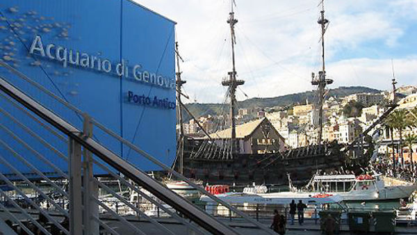 Droga all'acquario di Genova, hashish e marijuana a studenti in gita