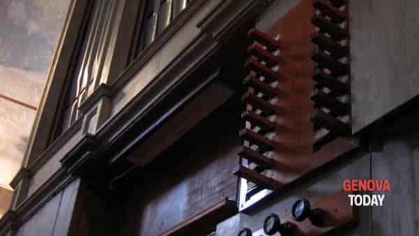 Senarega, concerto dell'organista Giulio Piovani e degustazione di piatti tipici
