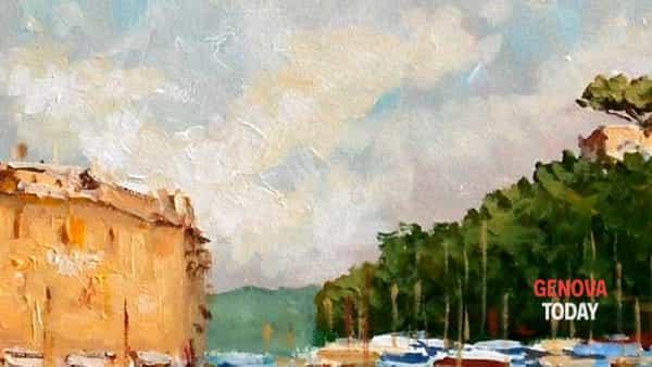 Vinicio Scotti: sensazioni di Liguria
