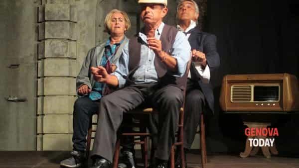 """spettacolo teatrale """"beagle, shyster & beagle, legali da legare"""" - arena conchiglia sestri levante - 1 settembre-7"""