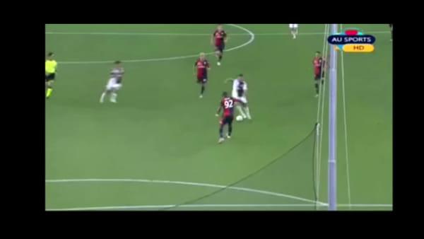 VIDEO | Gol e sintesi partita Genoa-Juventus 1-3, gol di Dybala, Ronaldo, Douglas Costa e Pinamonti