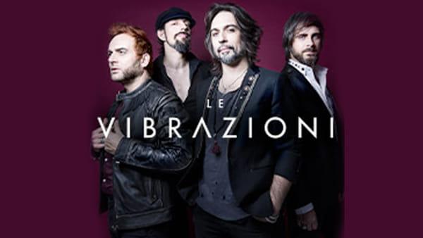 Dopo Sanremo, le Vibrazioni in tour a Genova