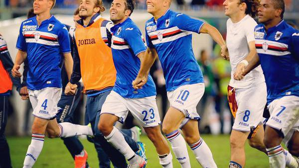 VIDEO | Sampdoria-Roma 2-1: Eder e Viviano super