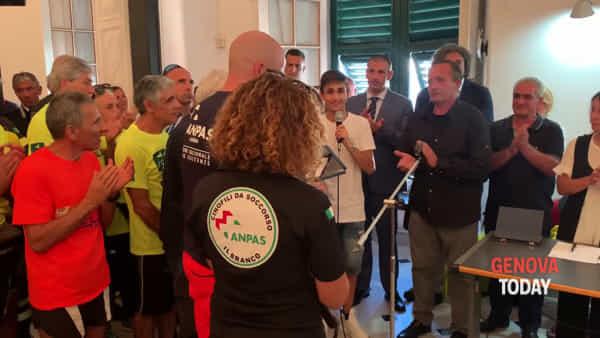 Crollo ponte, il fratello di Luigi Matti Altadonna: «A 15 anni trascorro l'estate a fare volontariato»