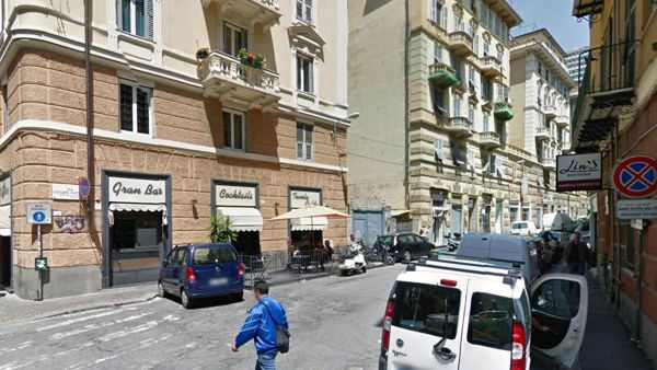 Sampierdarena: incendiano il bar e si dileguano