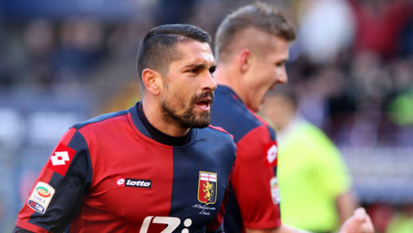 Genoa: solita idea Gilardino-Borriello, via Calaiò e Burdisso