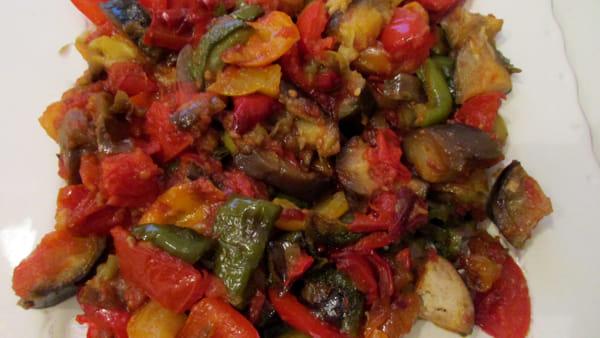 Ricetta tradizionale della ratatuia ligure: tutto il buono della verdura
