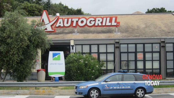 Rapina all'autogrill, l'idea nasce guardando un film