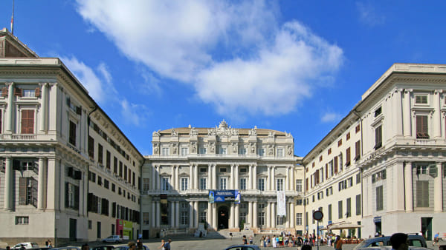Serena Bertolucci presenta il Salone del Maggior Consiglio di Palazzo Ducale