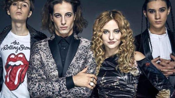 X Factor: i Maneskin in concerto a Genova