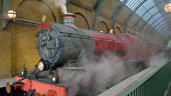 Torna l'Hogwarts Express, il treno di Harry Potter: l'appuntamento di gennaio 2020