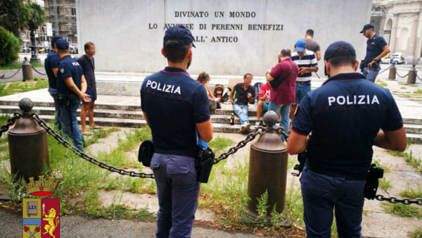 Furto in stazione a Principe, arrestate due donne