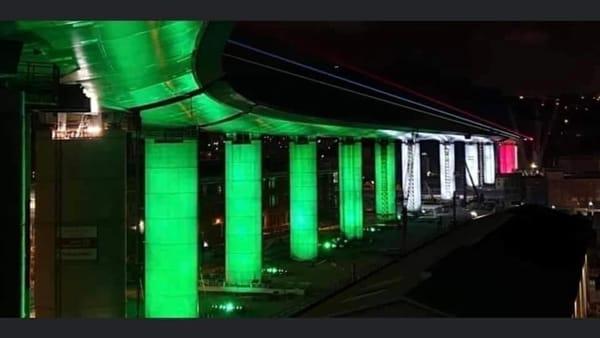 Nuovo Ponte di Genova: un concerto su Rai3 per omaggiare la Liguria