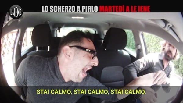 """Una """"Iena"""" genovese protagonista nello scherzo ad Andrea Pirlo. Video"""