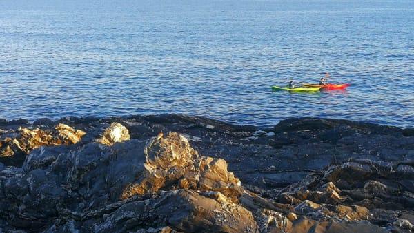 A Nervi tante attività in mare con SPORTicciolo