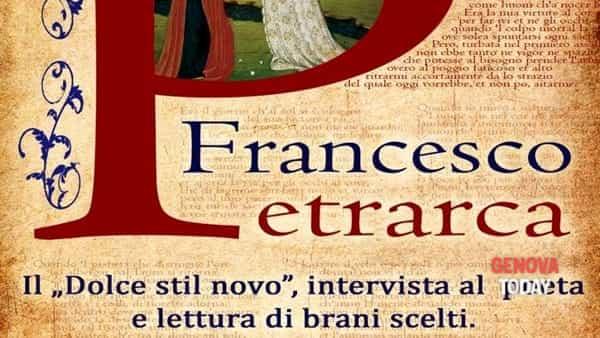 """Intervista """"mai vista"""" a Francesco Petrarca"""