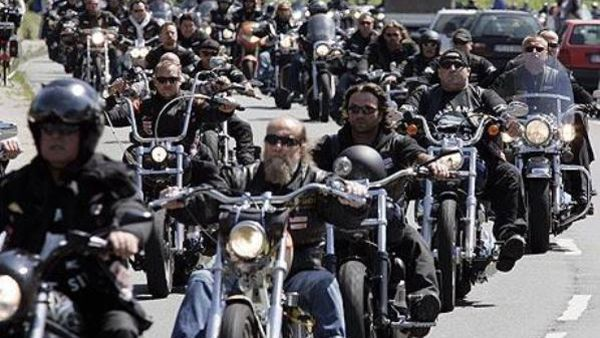Banda bikers, polizia Genova ferma presidente Outlaws