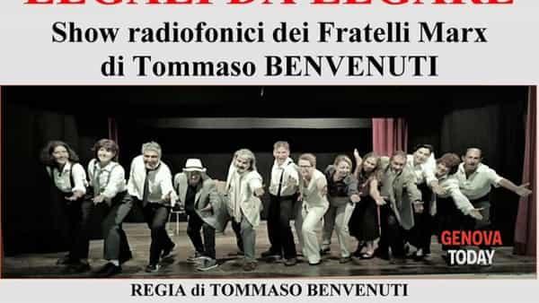 """spettacolo teatrale """"beagle, shyster & beagle, legali da legare"""" - arena conchiglia sestri levante - 1 settembre-5"""