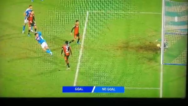 Video e sintesi partita Napoli-Genoa 0-0