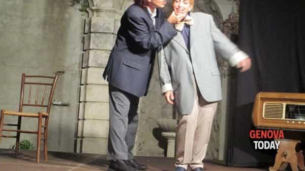 """spettacolo teatrale """"beagle, shyster & beagle, legali da legare"""" - arena conchiglia sestri levante - 1 settembre-2"""