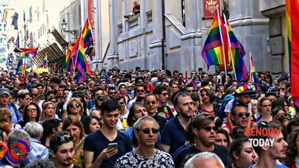 "Liguria Pride 2019: ""Genova better than this"""